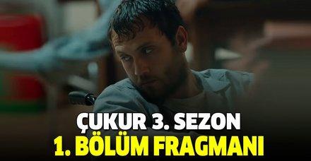 Çukur 3. sezon 1. bölüm fragmanı yayınlandı! Dikkat çeken sahne: Akın Koçovalı ve Azer işbirliği mi yapıyor?