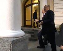 Erdoğan'la Peskov arasında gülümseten diyalog