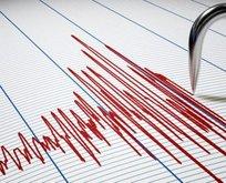 Marmara'da korkutan deprem! o anları anlattı...