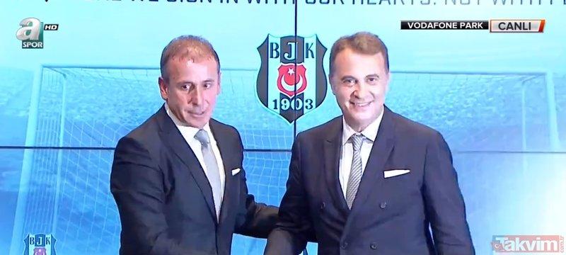 Abdullah Avcı Beşiktaş'a imzayı attı
