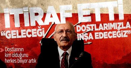 SON DAKİKA: Kemal Kılıçdaroğlu'ndan itiraf gibi açıklama: Daha güzel bir Türkiye'yi dostlarımızla inşa edeceğiz