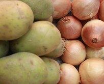 Dar gelirliye ücretsiz soğan ve patates