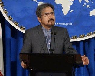 ABDnin terör ordusuna İrandan tepki