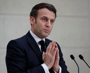 Fransa'da Macron'a Türk tokadı!