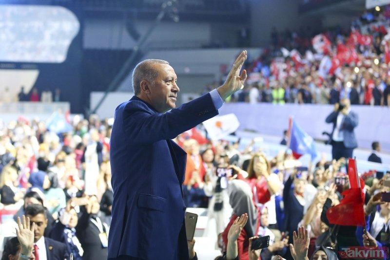AK Parti Kadın Kolları 5. Olağan Kongresi