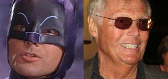 Batman dizisinin ilk başrol oyuncusu ABD'li aktör Adam West 88 yaşında hayatını kaybetti