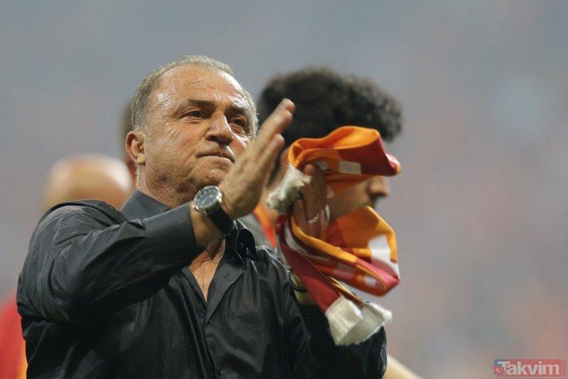 Fatih Terim'in yeni Sneijder'i Yunus! Forvete ise 5 aday...
