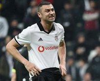 Beşiktaş'ta şok! Burak çıldırdı...