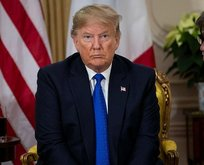Trump'tan İran açıklaması: Destekliyoruz