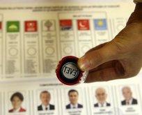 İşte İstanbulda seçim sonuçları!