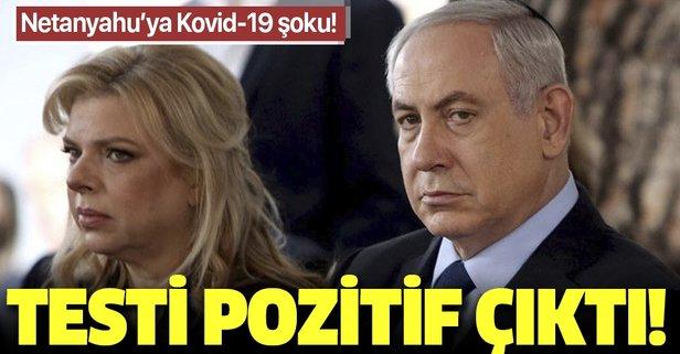 Netanyahu'ya korona şoku!