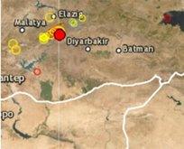 Elazığ'da 4,2'lik deprem! AFAD'dan ilk açıklama