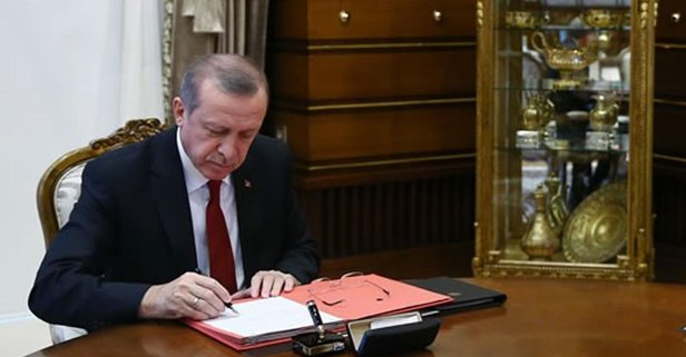 Başkan Erdoğan onayladı! Ve kuruldu...