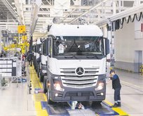 Mercedes'in aklı Aksaray'da