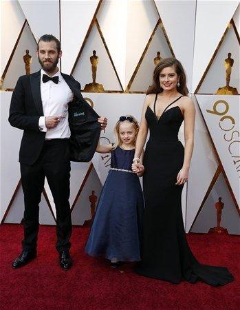Oscar`da şıklık yarışı