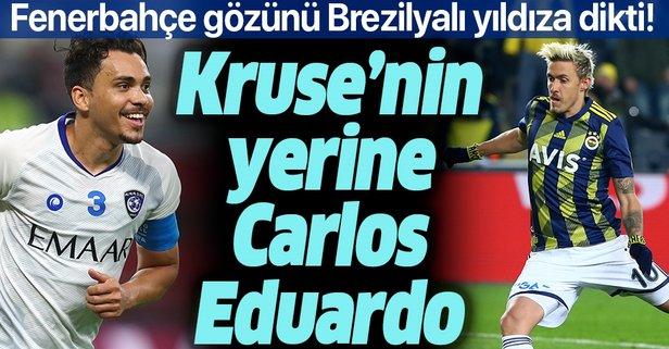 Kruse'nin yerine Eduardo