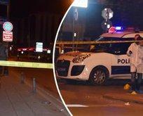 İstanbulda silah sesleri! Yaralılar var
