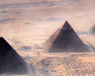 Piramitlerdeki büyük sır ne?