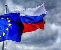 AB'den Rusya'ya kınama