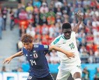 Senegal kaçtı Japonya yakaladı