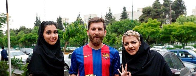 İranlı Messi hakkında şoke eden iddia! 23 kadınla...