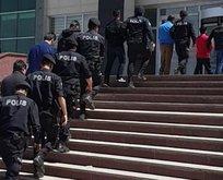 5 rütbeli asker FETÖ'den tutuklandı