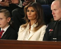 Porno yıldızı First Lady Melanieyi ikna edemedi!