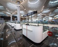 İstanbul Havalimanını su bastı diyenlere esprili cevap