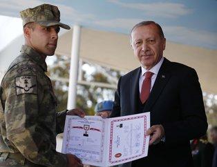 Başkan Erdoğan Ispartada konuştu