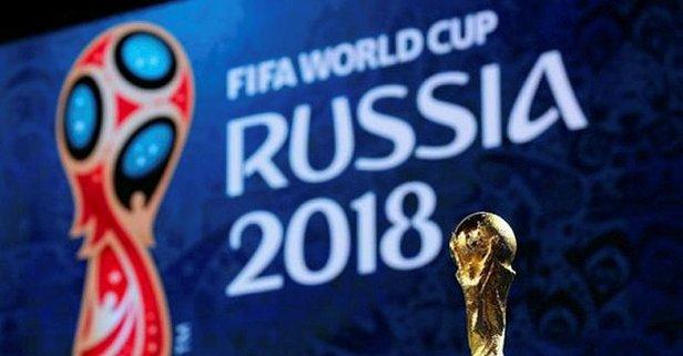 2018 Dünya Kupası grupları ve fikstür