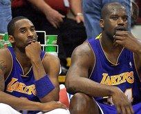 Kobe Bryant'a duygusal veda