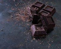 Kalbin ilacı çikolata