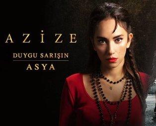Azize dizisinin Asya Gündoğan'ı Duygu Sarışın kimdir?