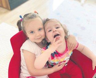 Kızlarını isteyen Ukraynalı annenin yardım çağrısı