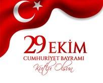 Resimli Cumhuriyet Bayramı mesajları! Birbirinden güzel 29 Ekim Cumhuriyet Bayramı sözleri resimli mesajları!