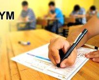 KPSS Önlisans sınav yerleri açıklandı! Sınav ne zaman?