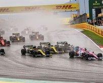 Açıklama geldi! F1 Türkiye GP'si yapılacak mı?