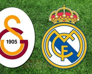 Galatasaray Real Madrid maçı hangi kanalda yayınlanacak?