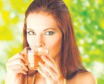 Yeşil çay-brokoli kovuyor kanseri