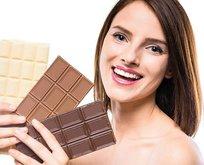 Siyah çikolata ye alzheimerı önle