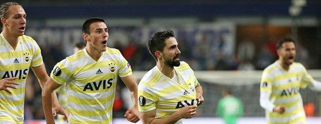Fenerbahçe'nin Anderlecht karşısındaki muhtemel 11'i