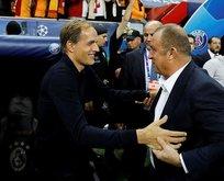 Galatasaray PSG maçında tarihe geçen olay!