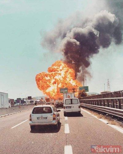 Son dakika... İtalya'da şiddetli patlama!