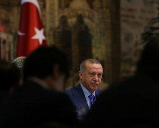 Başkan Erdoğan'dan harekata ilişkin önemli mesajlar