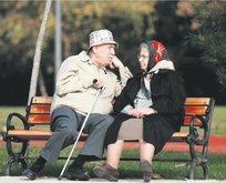Engelliye yüksek emekli maaşı