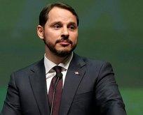 Bakan Albayrak'tan kritik Rüzgar Enerjisi açıklaması