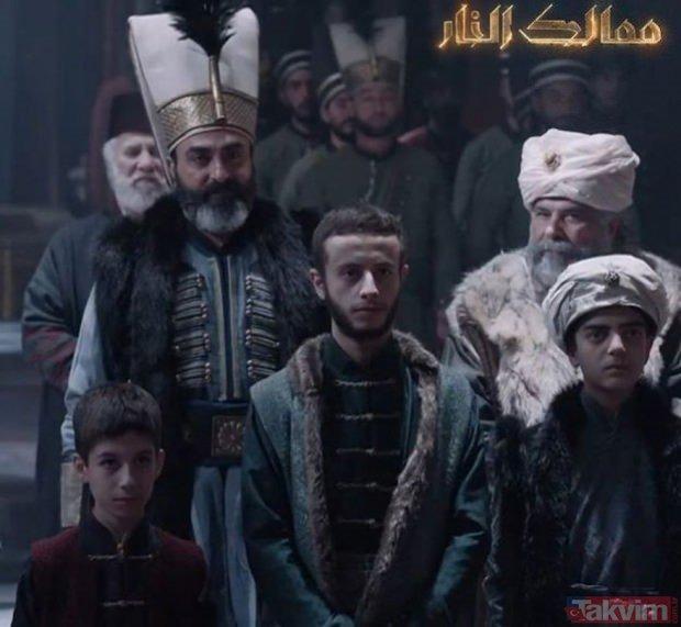 Osmanlı tarihini karalamaya çalışan skandal dizi başladı! Ateş Krallıkları'na tepki yağıyor!