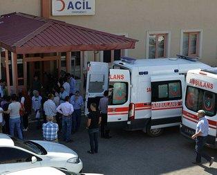 Okulda cıva zehirlenmesi! 27 öğrenci hastaneye kaldırıldı!