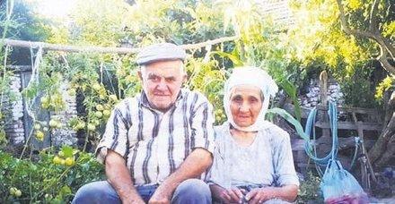 68 yıllık hayat arkadaşından 10 dakika ayrı kaldı