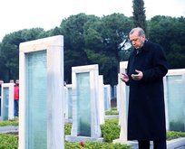 Başkan Erdoğan'dan Çanakkale Destanı mesajı